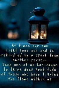 Who Rekindles Your Spark